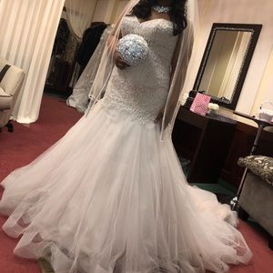 Dresses & Skirts - Fit to Flare wedding gown